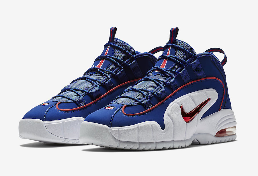 "Nike Air Max Penny 1 ""USA"" Release Date: June 30th, 2018"