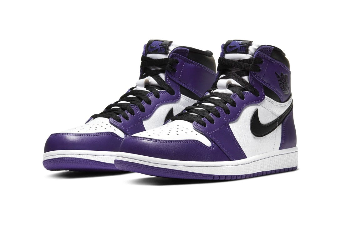 "Air Jordan 1 Retro OG ""Court Purple"""