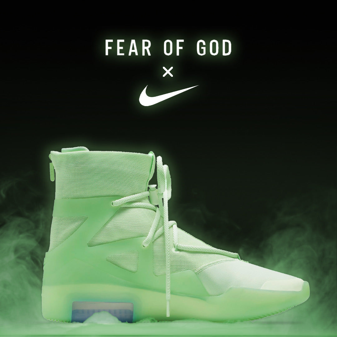 Fear of God 1 - Available June 1st