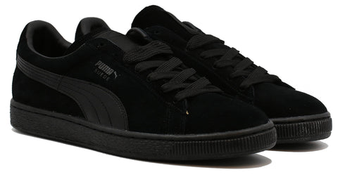dadbc561dc7aa6 Puma Suede Blackout and Burgundy – AWOL