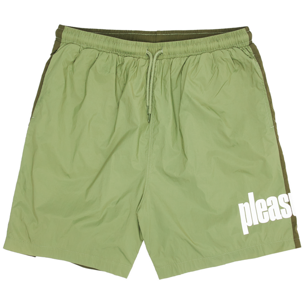 Pleasures electric Active Short Green