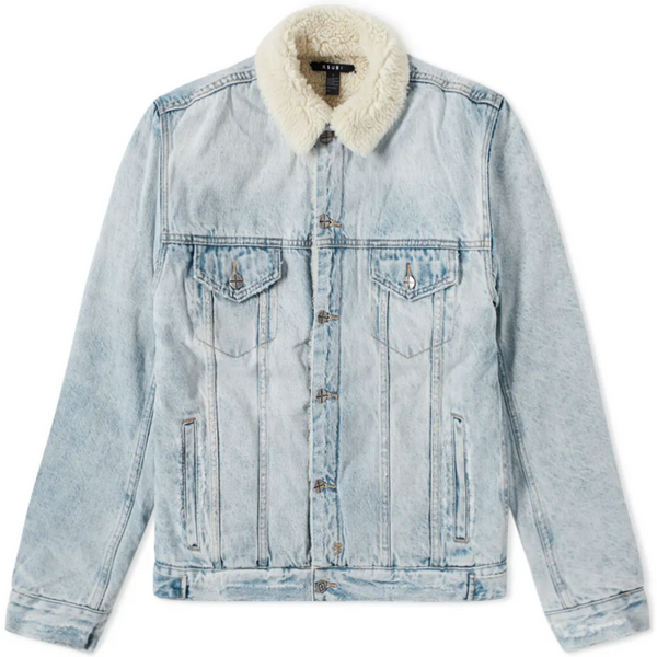 Ksubi Oh G Chillz Denim Jacket
