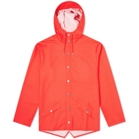 Rains Classic Jacket Red
