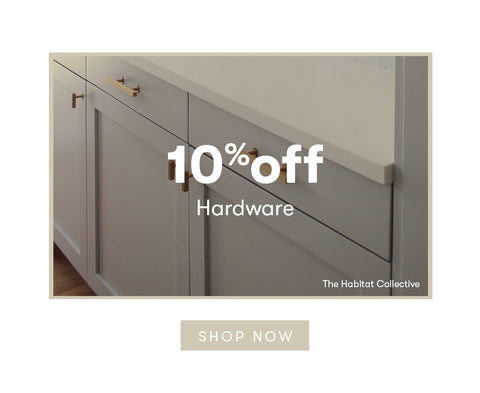 10% Off Select Hardware