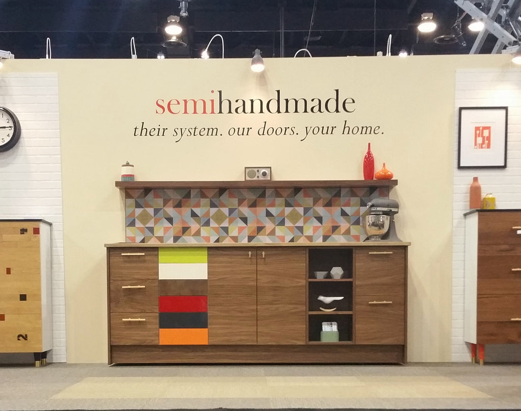 Semihandmade IDSwest Interior Design Show West Booth