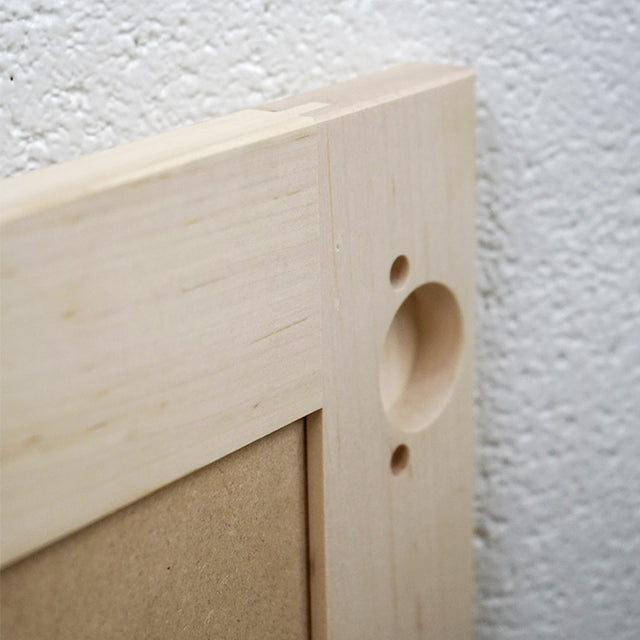 Semihandmade unique doors for Ikea cabinets
