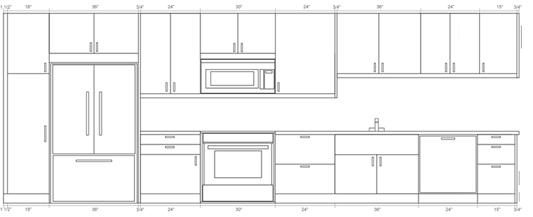 Sample Cabinet Configuration