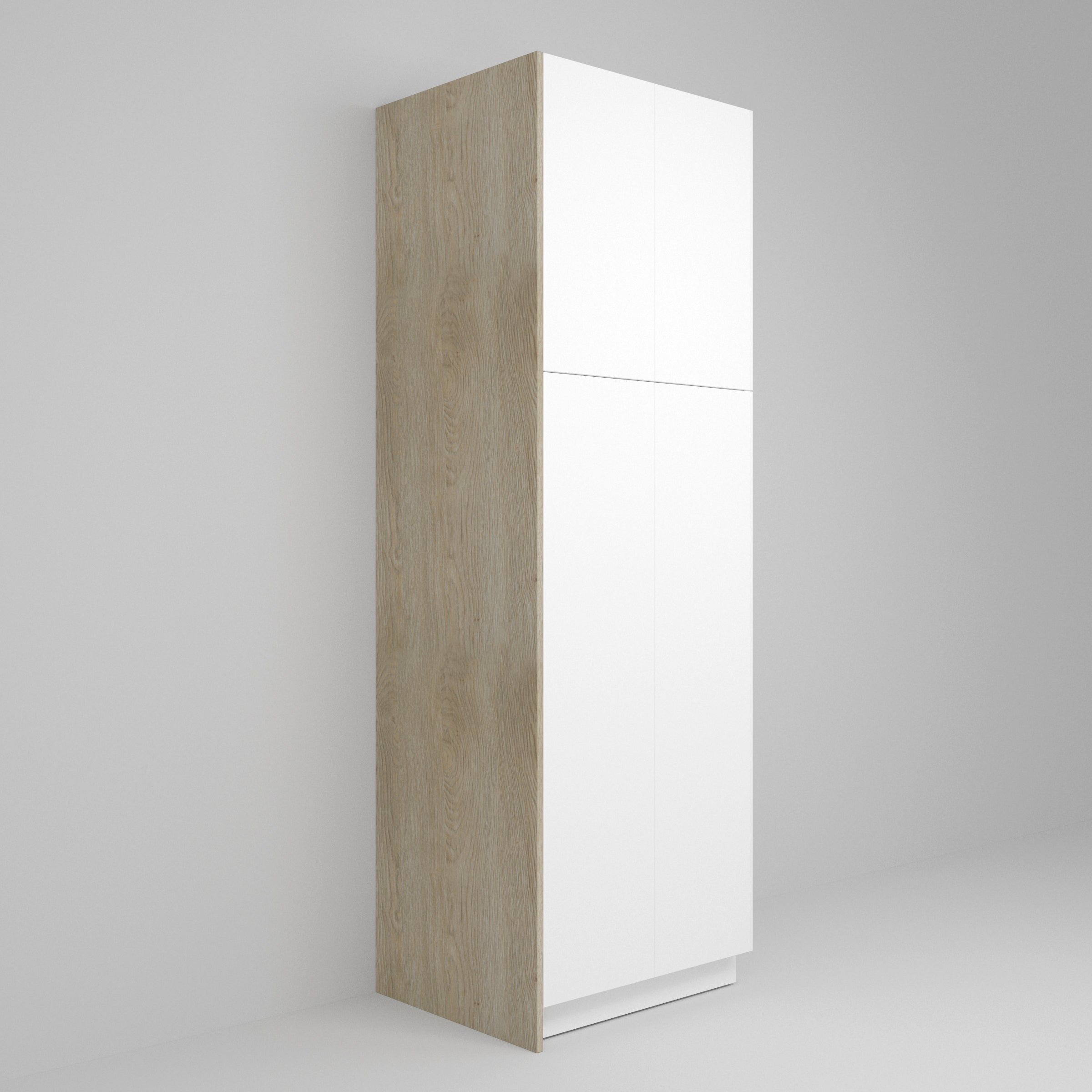 "Cove Chris Loves Julia Slab Tall Panel for Sektion 26"" x 95"" / Cove"