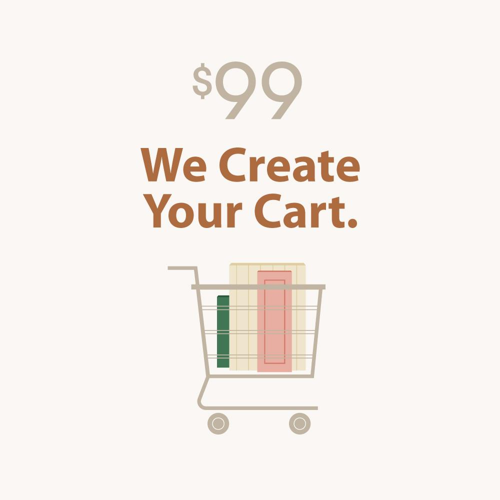 We Create Your Cart