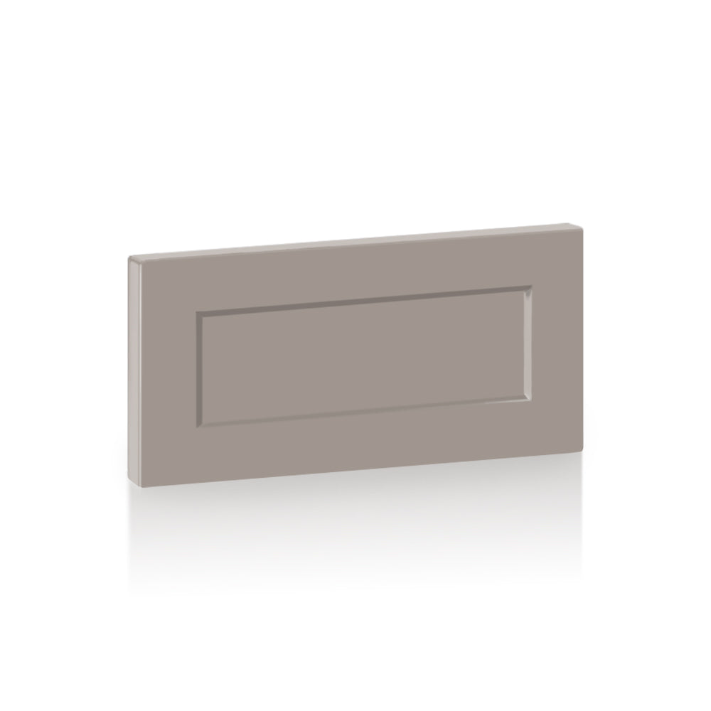 "Desert Grey Supermatte Shaker Drawer for Sektion 12"" / 30"" / Desert Grey"