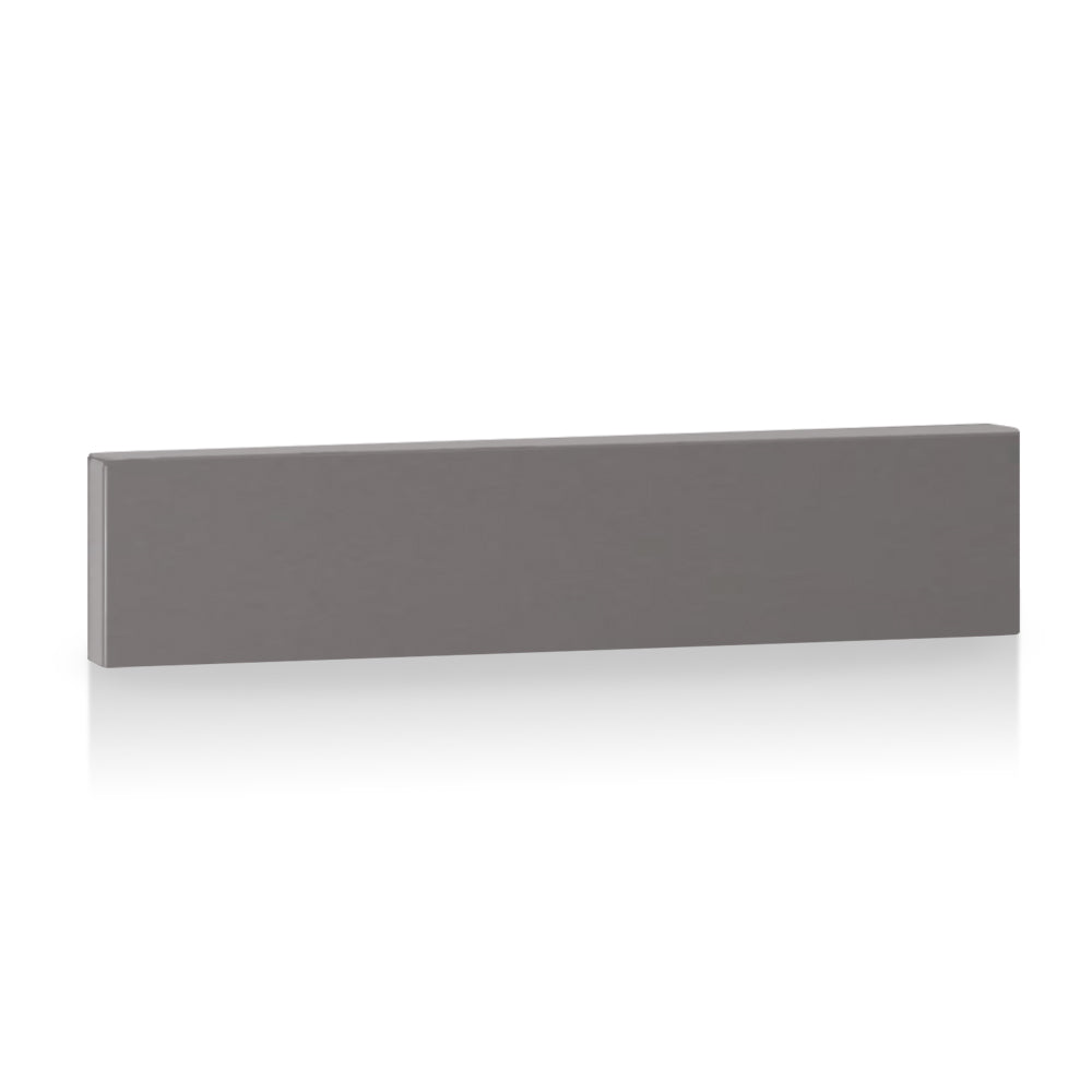 "Grey Supermatte Shaker Drawer for Sektion 15"" / 5"" / Grey"