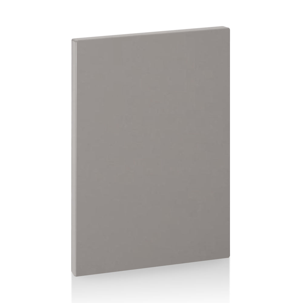 Light Grey Supermatte Slab Door for Sektion