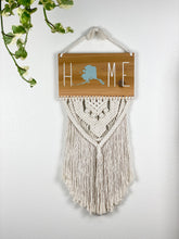 Load image into Gallery viewer, Home Sign Wall Hanging