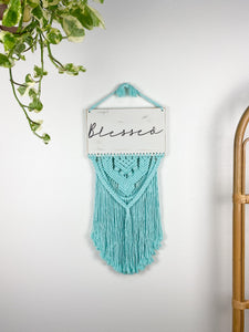 Blessed Wall Hanging