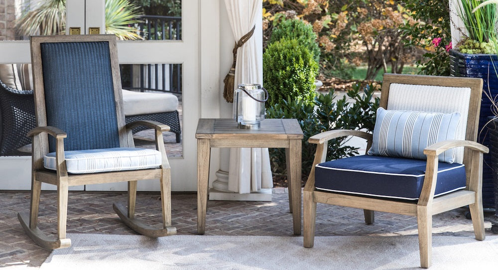 Lloyd Flanders Outdoor Furniture
