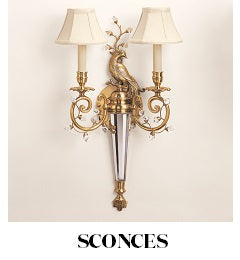 Decorative Crafts Wall Sconces