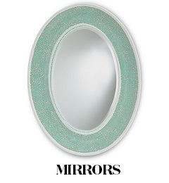 Currey and Company Mirrors