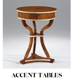 Decorative Crafts Small Accent Tables