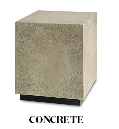 Currey and Company Concrete Furniture