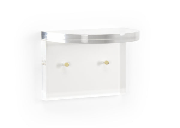 Chelsea House Acrylic Small London Bracket 384403