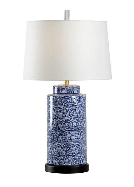 Wildwood Abigail Table Lamp - Blue 60625