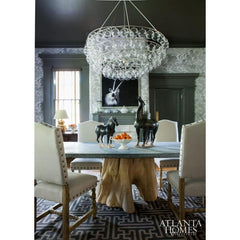 Currey and Company Stratosphere Chandelier 9002 - LOVECUP - 3