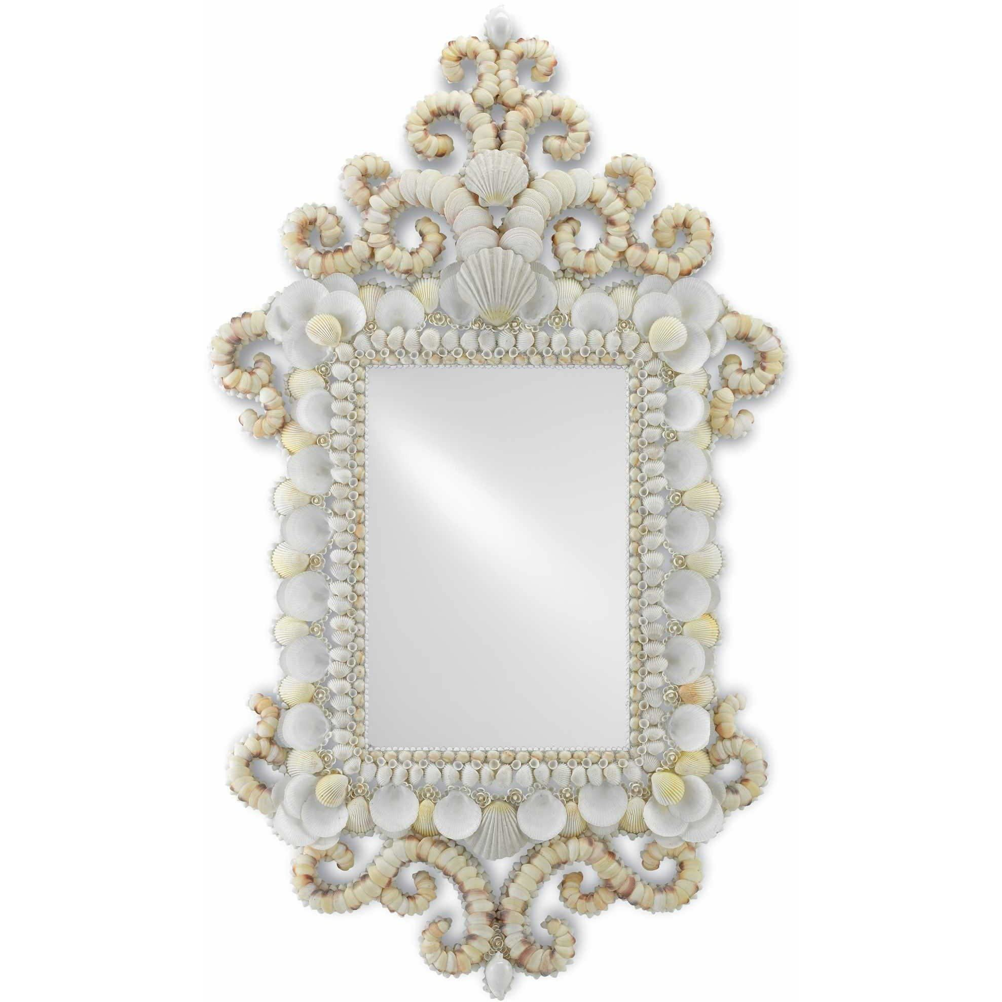 Currey and Company Cecilia Mirror 1000-0028 - LOVECUP