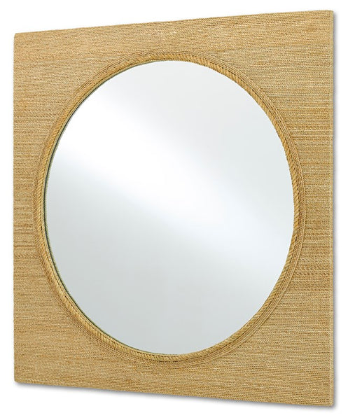 Currey and Company Tisbury Large Mirror 1000-0060