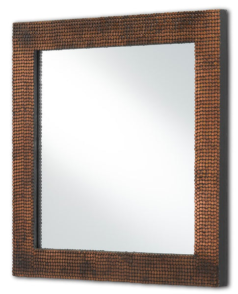 Currey and Company Rame Mirror 1000-0076