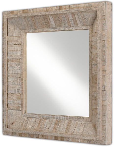 Currey and Company Kanor Square Mirror 1000-0085