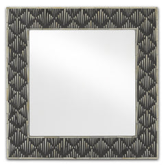 Currey and Company Davos Small Mirror 1000-0087