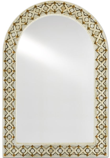 Currey and Company Ellaria Arched Mirror 1000-0089