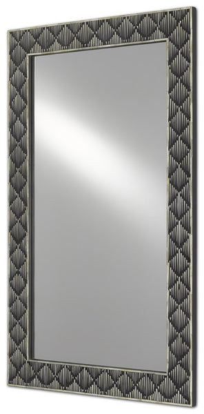 Currey and Company Davos Large Mirror 1000-0090