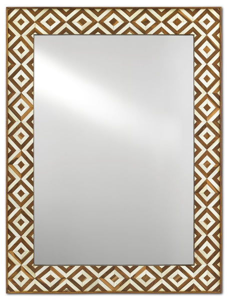 Currey and Company Persian Large Mirror 1000-0091