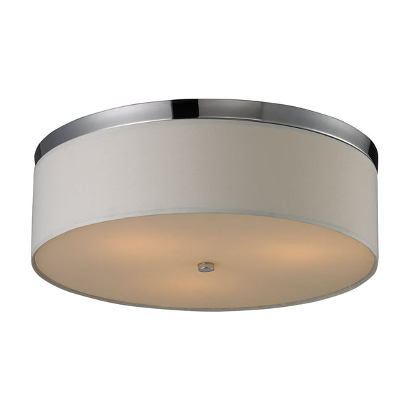 Lovecup Abbotswell Flush Mount 11445/3