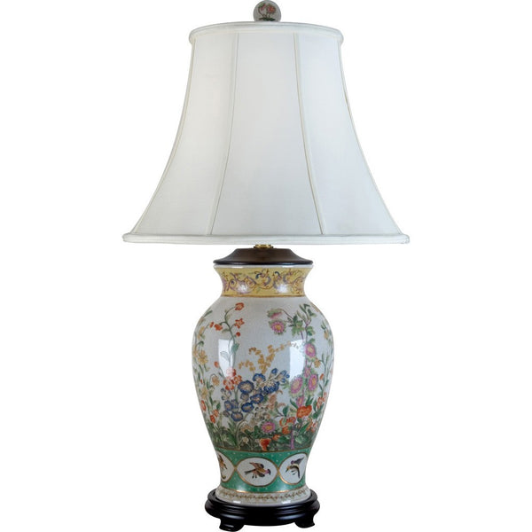 Lovecup Fishtail Vase Lamp Table Lamp L3922