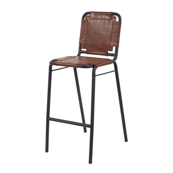 Lovecup Detroid Industrial Bar Stool