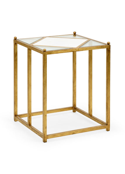 Chelsea House Harlequin Side Table 383226