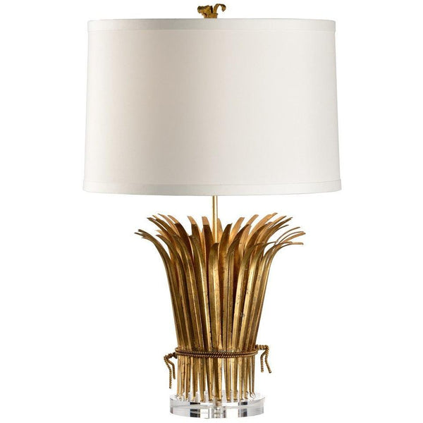 Chelsea House Antique Gold Table Lamp 68759