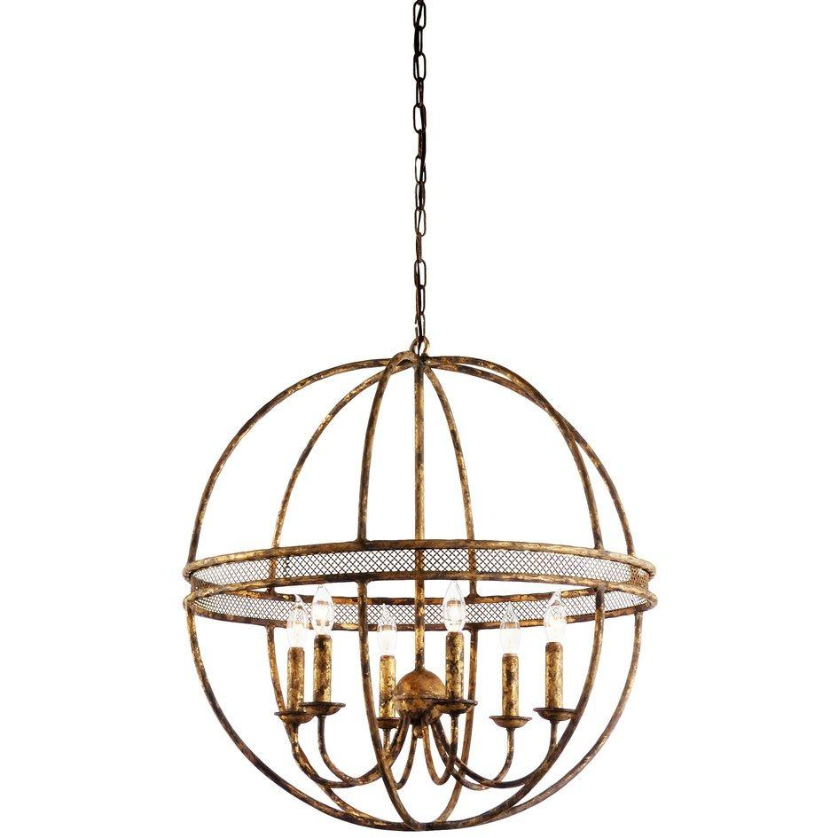 Chelsea House Tuscan Chandelier 68363 - LOVECUP