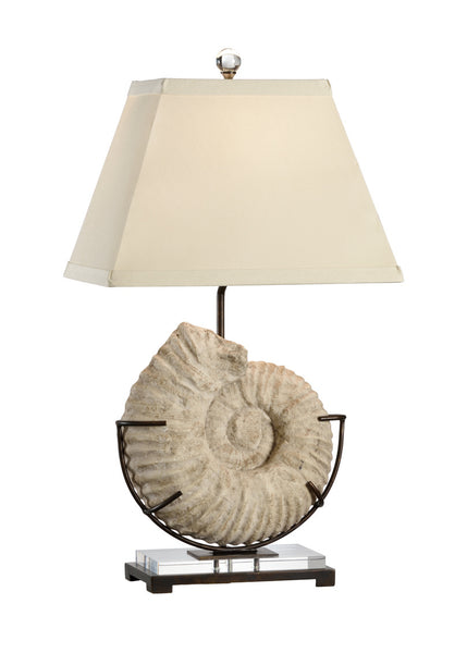 Wildwood Ammonite Table Lamp 13140