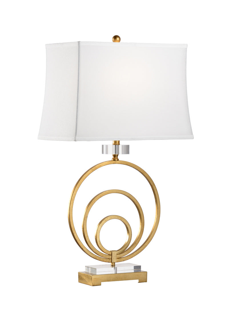 Chelsea House Gold Regal Table Lamp 69372
