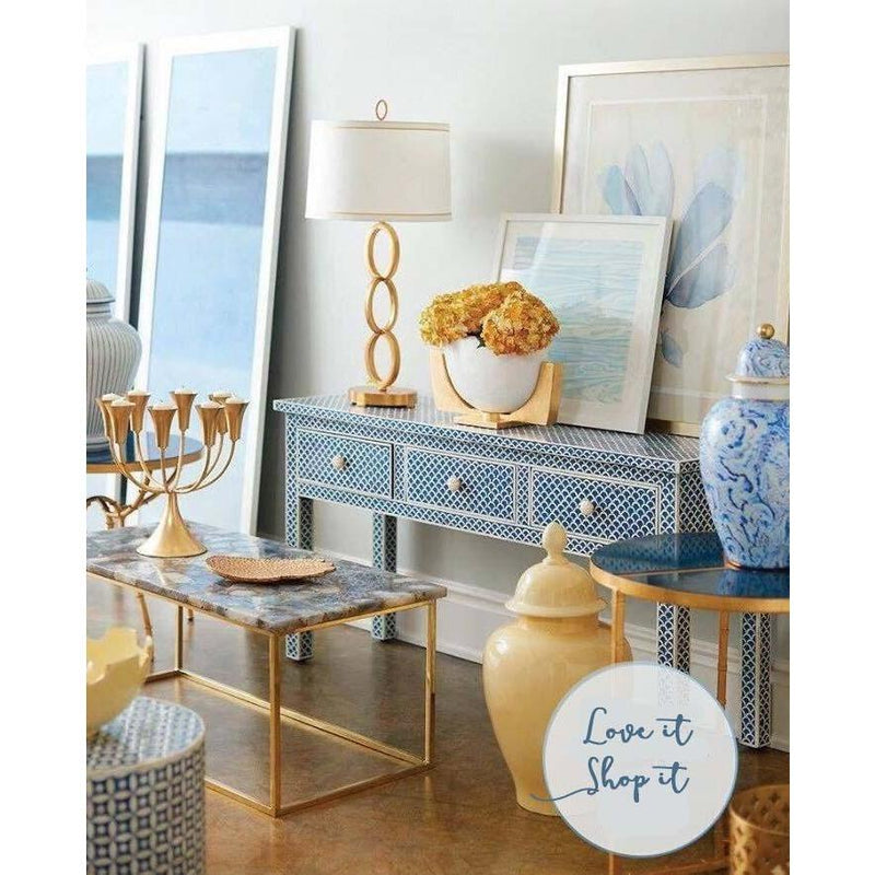 Lovecup New London Console Blue - LOVECUP