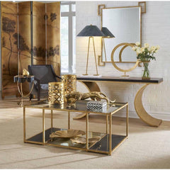 Lovecup Thames Console Gold - LOVECUP