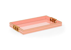 Shayla Copas Serving Tray - Coral 384805