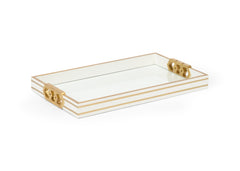 Shayla Copas Serving Tray - White 384807