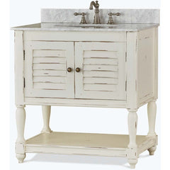 Lovecup Cottage Guest Bathroom Vanity 36.2H x  34.3W x  23.6D in - LOVECUP