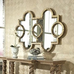Gold Antique Mirror - LOVECUP - 4