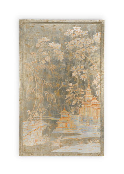 Chelsea House Chinoiserie Panel - Right 384352