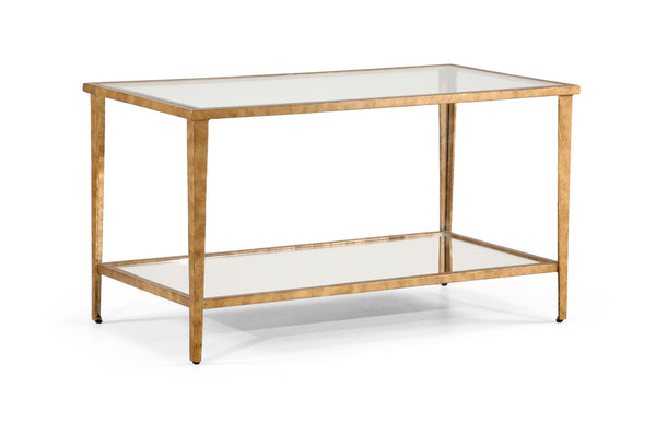 Chelsea House Carson Cocktail Table Gold 381354